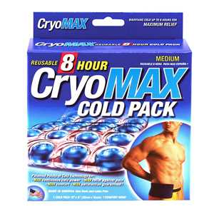 CryoMax Cold Pack - Medium